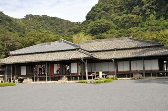 仙巌園御殿2